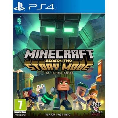 Gra PS4 Minecraft: Story Mode - A Telltale Games Series - Season 2