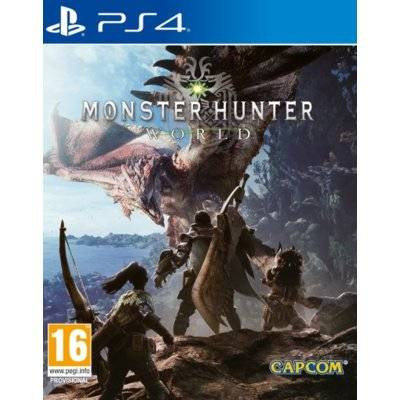 Gra PS4 Monster Hunter: World
