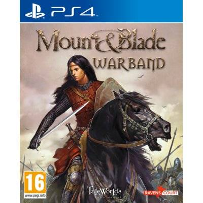 Gra PS4 Mount & Blade Warband