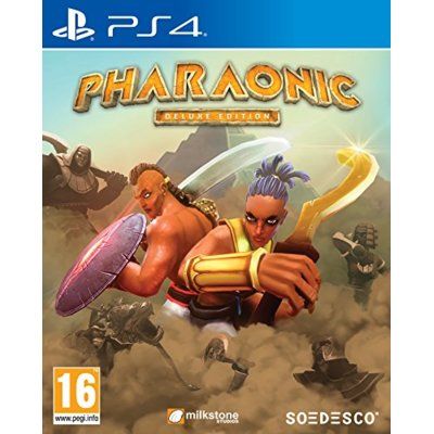 Gra PS4 Pharaonic Deluxe Edition