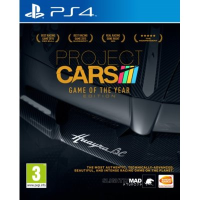Gra PS4 Project CARS Game of the Year Edition