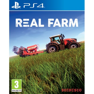 Gra PS4 Real Farm