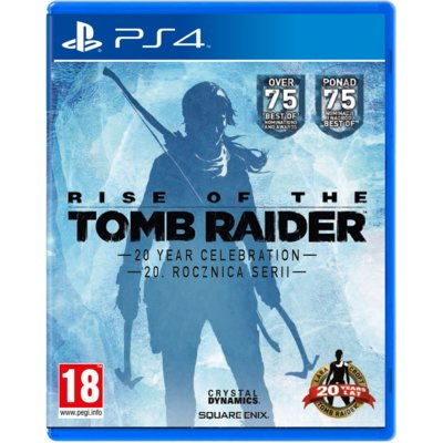 Gra PS4 Rise of the Tomb Raider: 20. Rocznica Serii