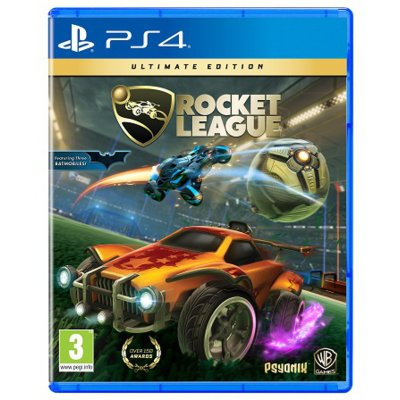 Gra PS4 Rocket League Ultimate Edition