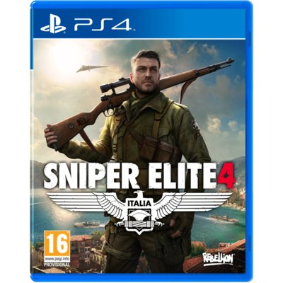 Gra PS4 Sniper Elite 4