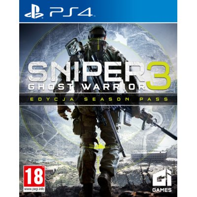 Gra PS4 Sniper Ghost Warrior 3 Edycja Season Pass