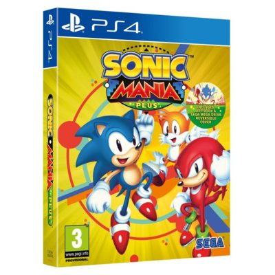 Gra PS4 Sonic Mania Plus