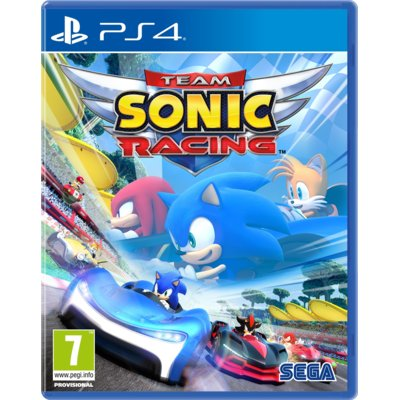 Gra PS4 Team Sonic Racing