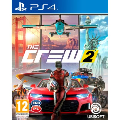 Gra PS4 The Crew 2