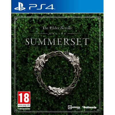 Gra PS4 The Elder Scrolls Online: Summerset