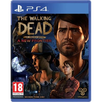 Gra PS4 The Walking Dead The Telltale Series: A New Frontier