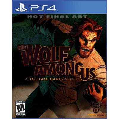 Gra PS4 The Wolf Among Us