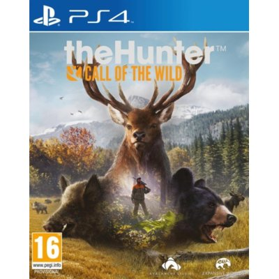 Gra PS4 theHunter: Call of the Wild
