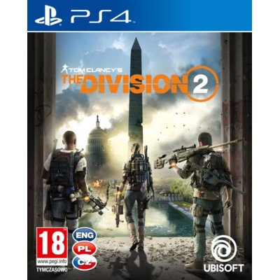 Gra PS4 Tom Clancy's The Division 2