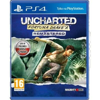 Gra PS4 Uncharted: Fortuna Drake'a Remastered