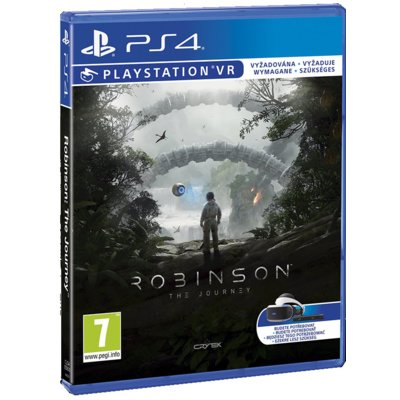 Gra PS4 VR Robinson: The Journey