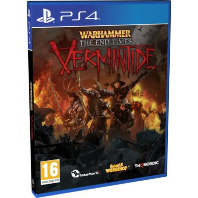 Gra PS4 Warhammer: The End Times - Vermintide