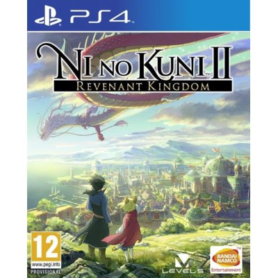 Gra PS4 Ni no Kuni II: Revenant Kingdom