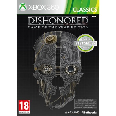 Gra Xbox 360 Dishonored Game of The Year Edition Classics