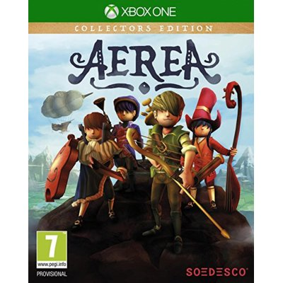 Gra Xbox One AereA Collectors Edition