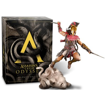 Gra Xbox One Assassin's Creed Odyssey Medusa Edition