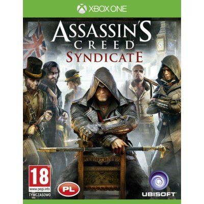 Gra Xbox One Assassin's Creed Syndicate Greatest Hits