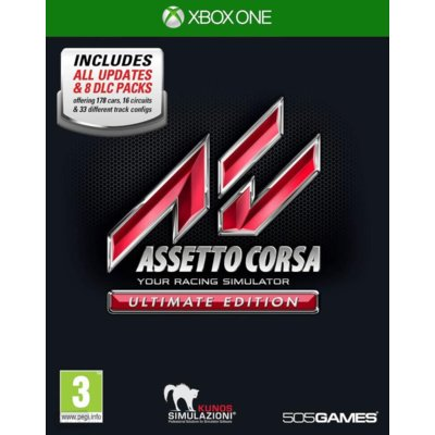 Gra Xbox One Assetto Corsa Ultimate Edition