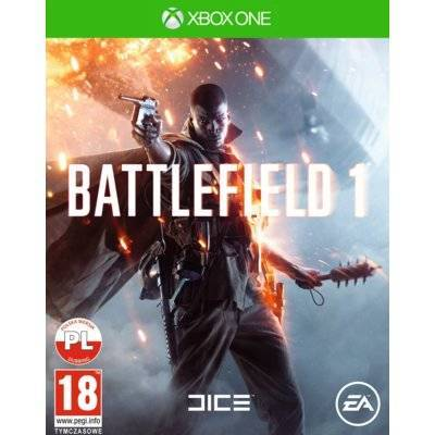 Gra Xbox One Battlefield 1