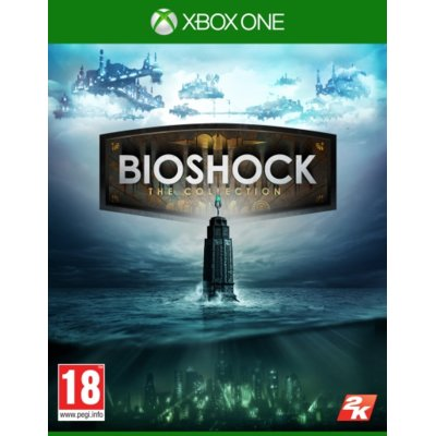 Gra Xbox One BioShock: The Collection