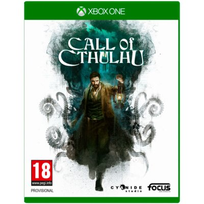 Gra Xbox One Call of Cthulhu