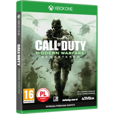 Gra Xbox One Call of Duty: Modern Warfare Remastered