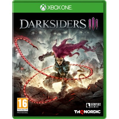 Gra Xbox One Darksiders 3
