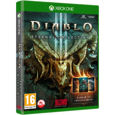 Gra Xbox One Diablo III Eternal Collection