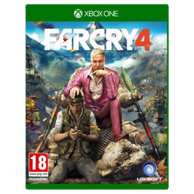 Gra Xbox One Far Cry 4