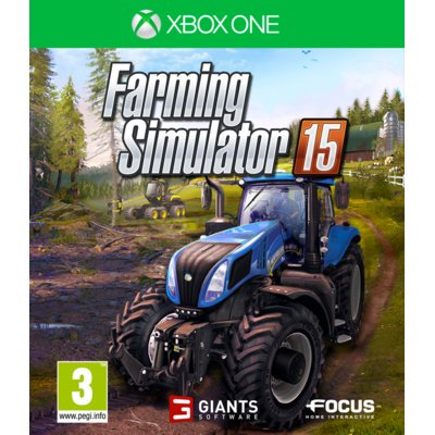 Gra Xbox One Farming Simulator 2015