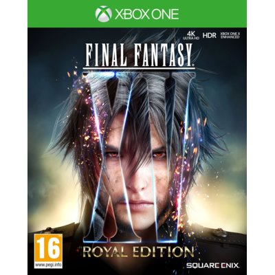 Gra Xbox One Final Fantasy XV Royal Edition