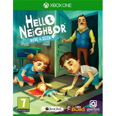 Gra Xbox One Hello Neighbor Hide & Seek