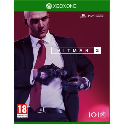 Gra Xbox One Hitman 2