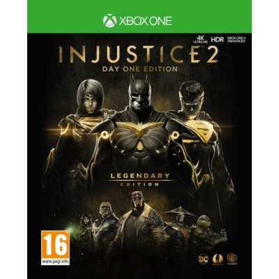 Gra Xbox One Injustice 2 - Legendary Edition