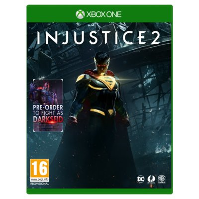 Gra Xbox One Injustice 2