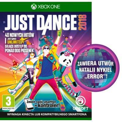 Gra Xbox One Just Dance 2018