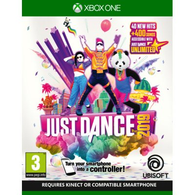 Gra Xbox One Just Dance 2019
