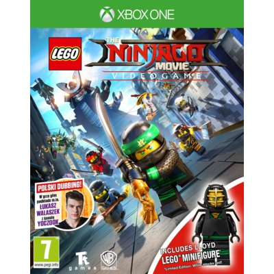 Gra Xbox One LEGO NINJAGO Movie – Gra wideo Toy Edition