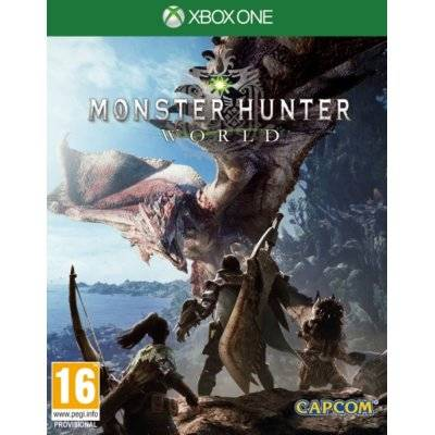 Gra Xbox One Monster Hunter: World