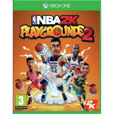 Gra Xbox One NBA 2K Playgrounds 2