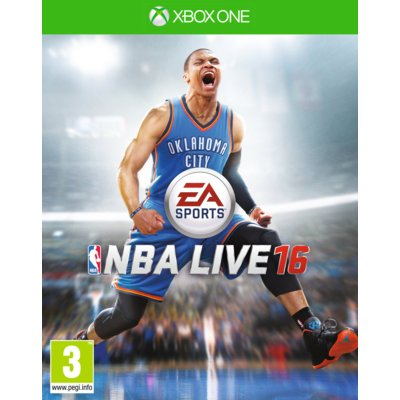 Gra Xbox One NBA Live 16