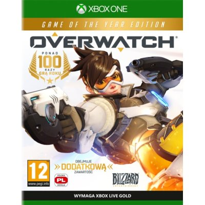 Gra Xbox One Overwatch Edycja Game of The Year
