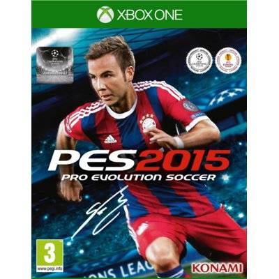 Gra Xbox One Pro Evolution Soccer 2015 Day One Edition