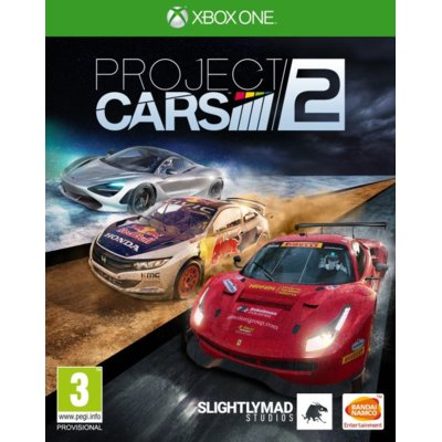 Gra Xbox One Project CARS 2