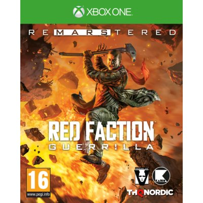 Gra Xbox One Red Faction Guerrilla Re-Mars-tered